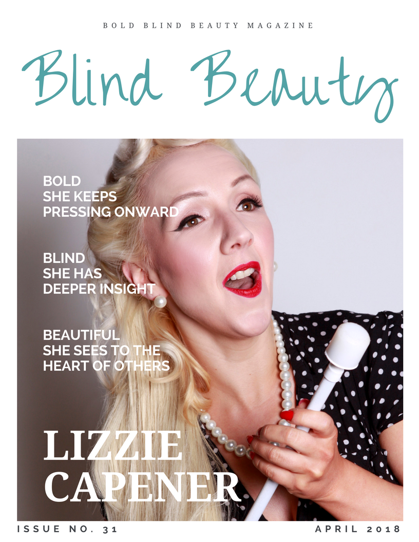 Blind Beauty Issue #31 Featured Image description is in the body of the post.