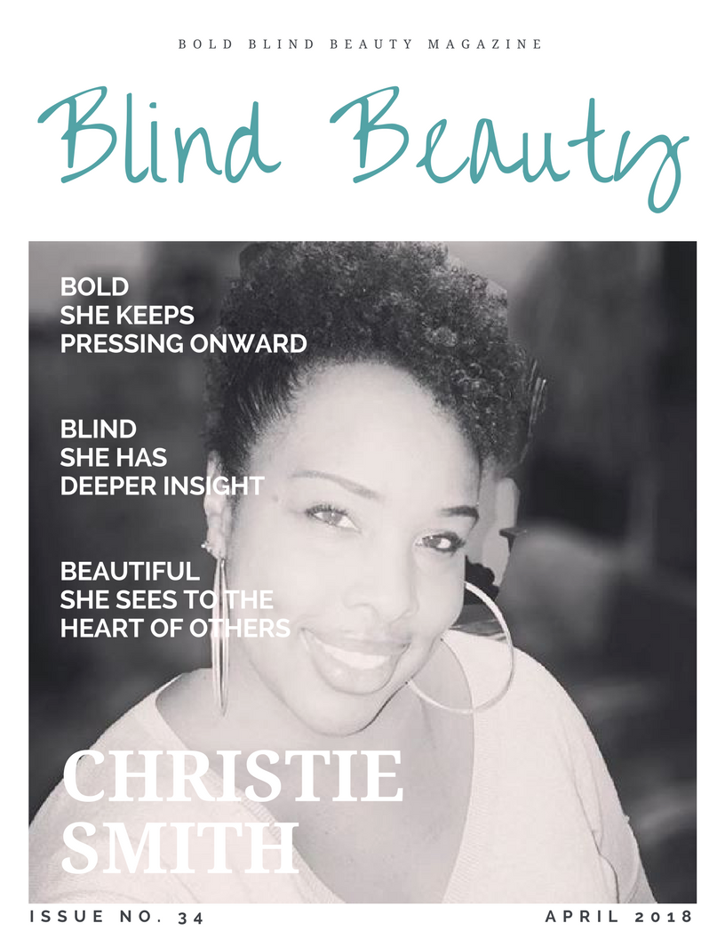 Blind Beauty Issue 34 Featured Image Description is in the body of the post.