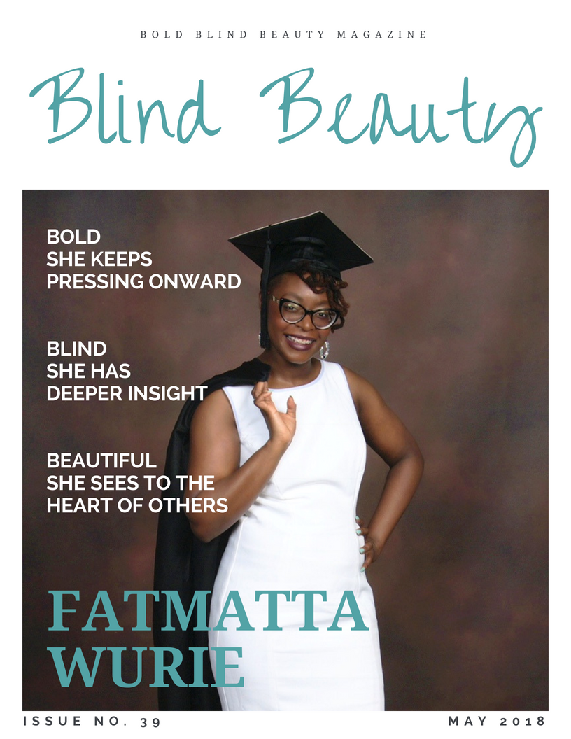 Blind Beauty Issue 39 featured image description is in the body of the post.
