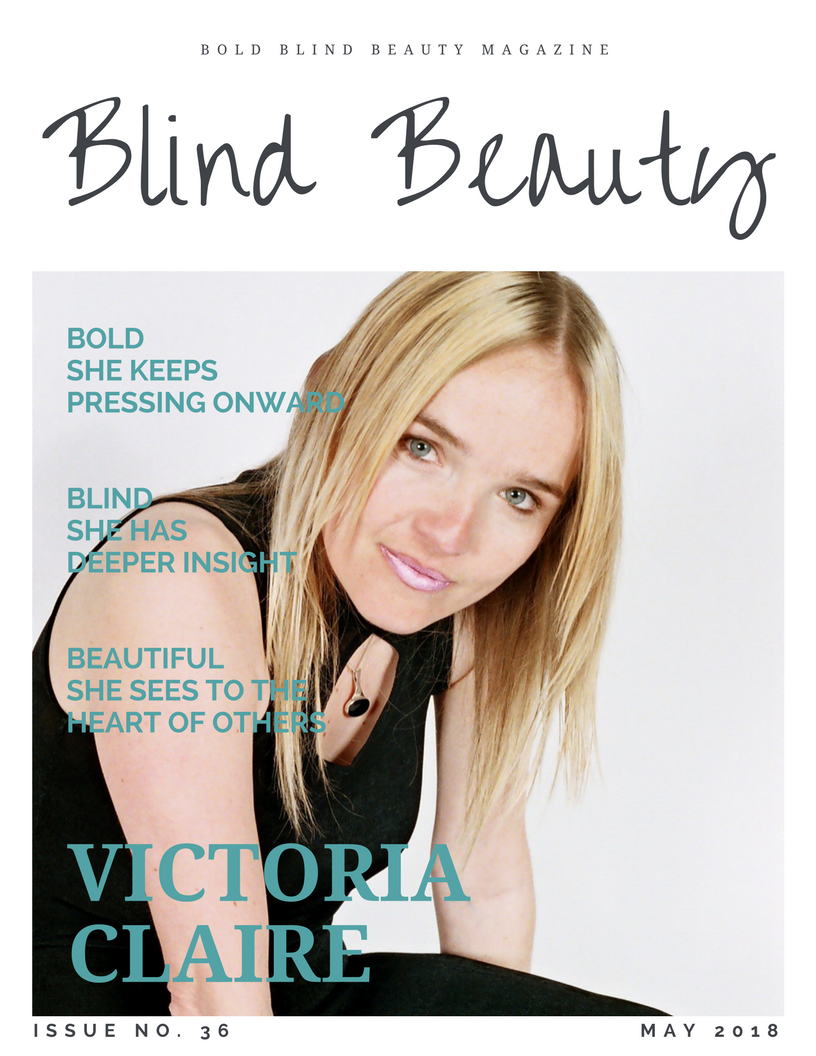 Blind Beauty Issue 36 Featured Image Description is in the body of the post.