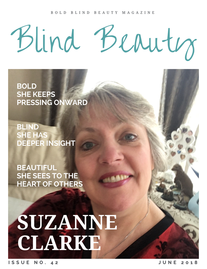 Blind Beauty Issue 42 featured image description is in the body of the post.