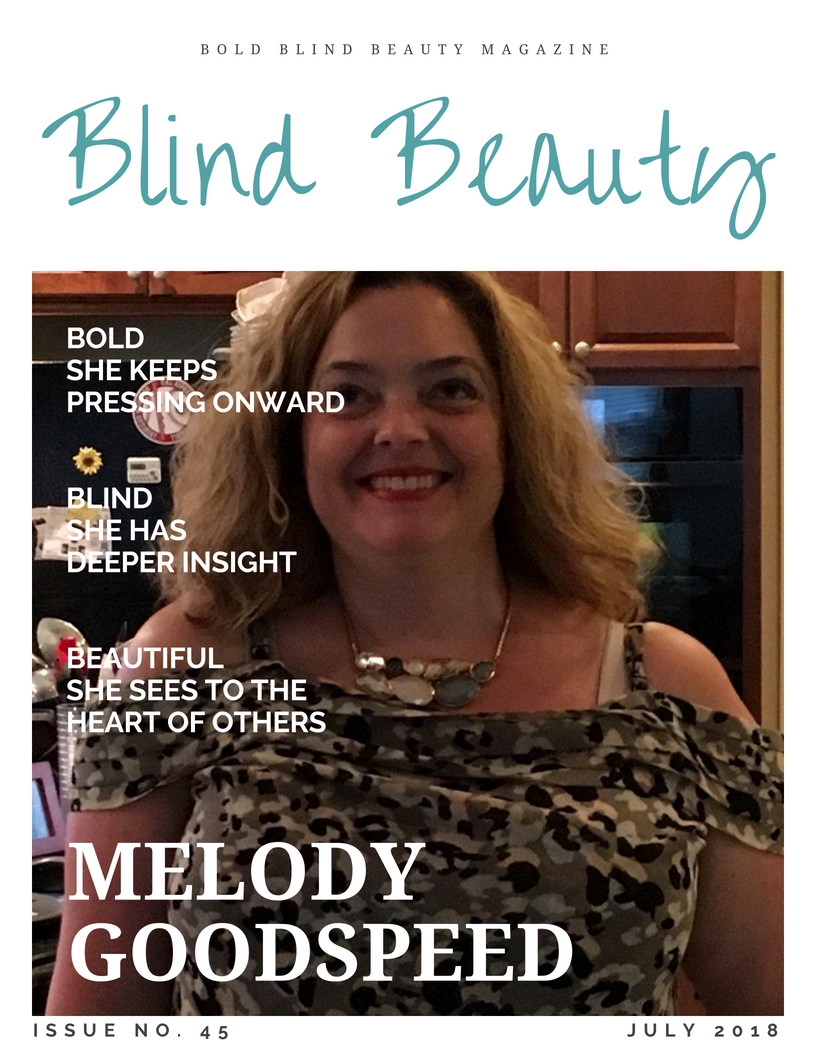 Melody Goodspeed | Blind Beauty Issue 45