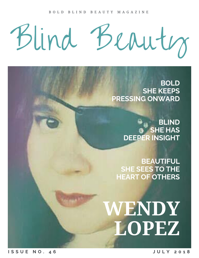 Blind Beauty 46 featured image description is in the body of the post.