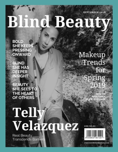 Blind Beauty 55 Telly Velazquez featured image is described in the body of the post.