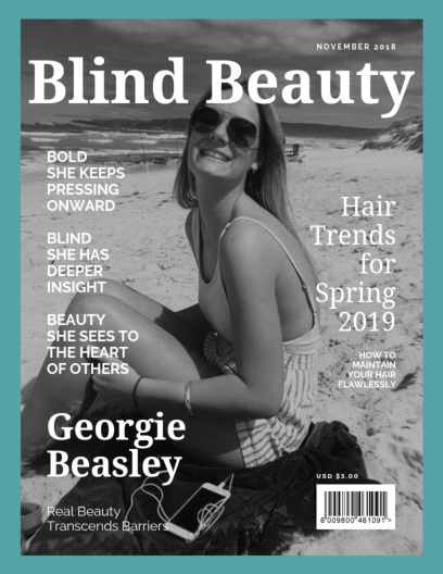 Georgie Beasley Blind Beauty 63 Featured Image Description is in the body of the post.