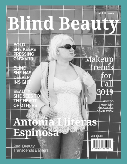 Blind Beauty 74 Featured Image Description is in the body of the post.